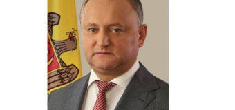 Igor Dodon întreprinde o vizită de lucru la Bișkek