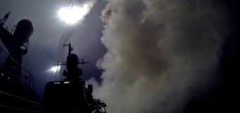 SUA au bombardat Siria. Au fost lansate 59 de rachete de tip Tomahawk (VIDEO)