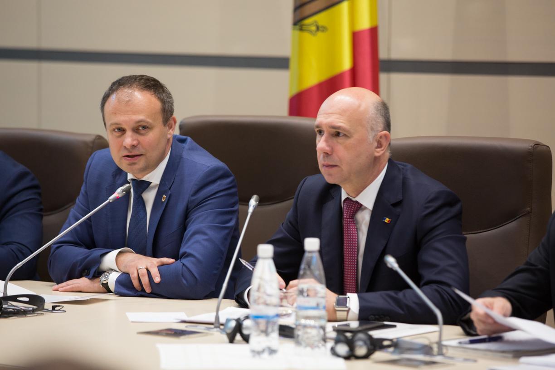Prim-ministrul a prezentat proiectul noii Legi cu privire la Guvern, Ambasadorilor acreditați la Chișinău