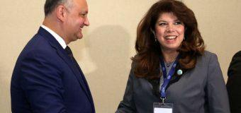 Președintele țării l-a invitat pe preşedintele Bulgariei să efectueze o vizită în Republica Moldova