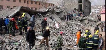 Cutremur cu magnitudinea 5,5 în nord-vestul Chinei. Bilanț provizoriu opt morți și 23 de răniți
