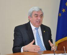 Președintele Academiei de Științe a Moldovei s-a ales cu o nouă funcție