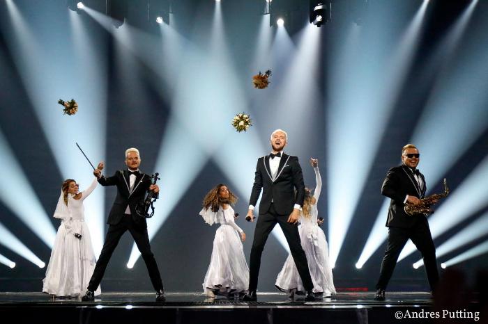 Cea mai mare performanță de până acum! Ne-am clasat pe locul trei la Eurovision (Video)