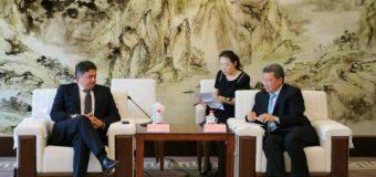Reprezentanții companiilor chineze și-au manifestat interesul vizavi de piața moldovenească