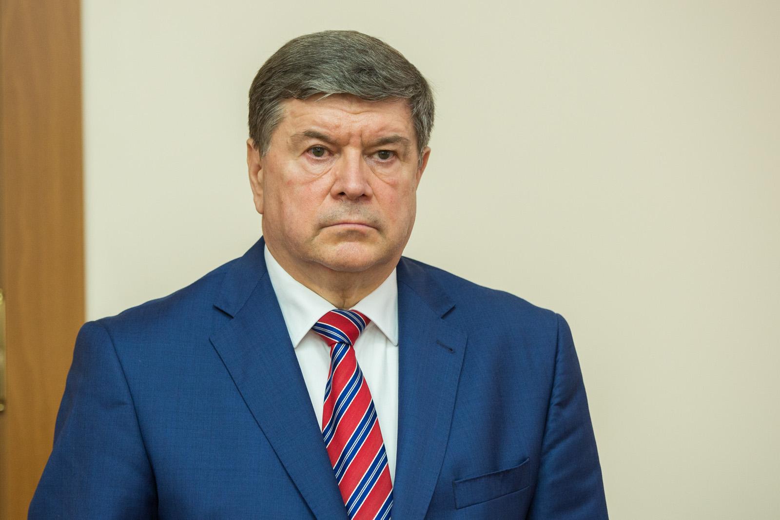 Andrei Neguță își reia activitatea în calitate de Ambasador la Moscova