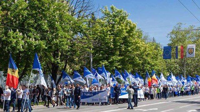 """PN cheamă la proteste: """"E în puterea noastră să le stricăm planurile criminale"""""""
