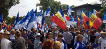 Opoziția anunță un nou protest: Vom insista în continuare