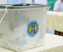 Prezența la referendum în mun. Chişinău la ora 8.00