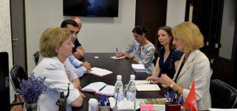 Liderul PSRM – la discuții cu Ambasadorul Marii Britanii la Chișinău