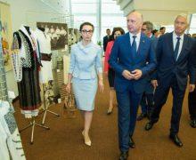 Expoziție a portului popular al Republicii Moldova, inaugurată la Strasbourg