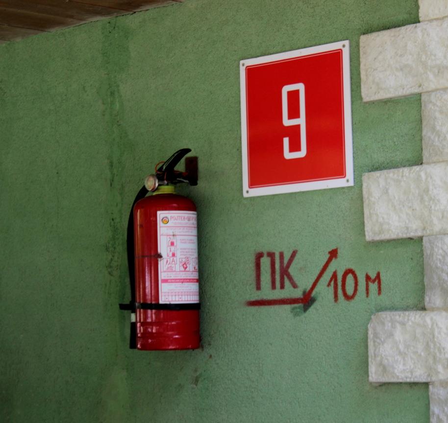 Starea antiincendiară și normele de securitate la taberele de odihnă din țară, verificate de pompieri