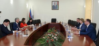PSRM va semna un acord cu partidul de guvernământ pro-prezidențial al Azerbaidjanului