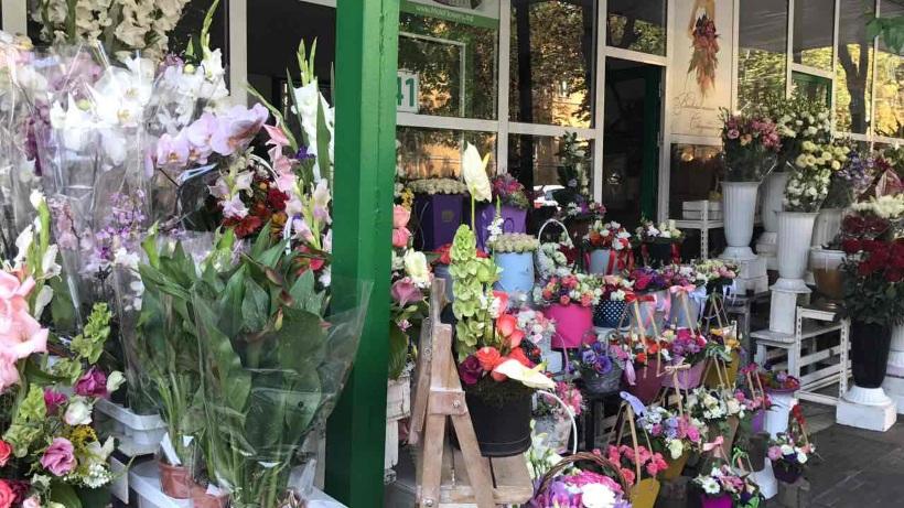 Comercianții de flori vor fi verificați de Fisc în această săptămână