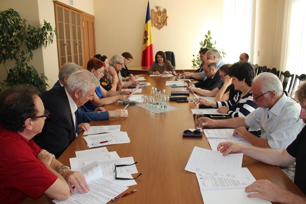 Comisia pentru decernarea Premiului Naţional s-a întrunit astăzi în prima ședință de lucru