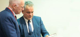 Vlad Plahotniuc s-a întâlnit cu președintele Internaționalei Socialiste. Ce au discutat