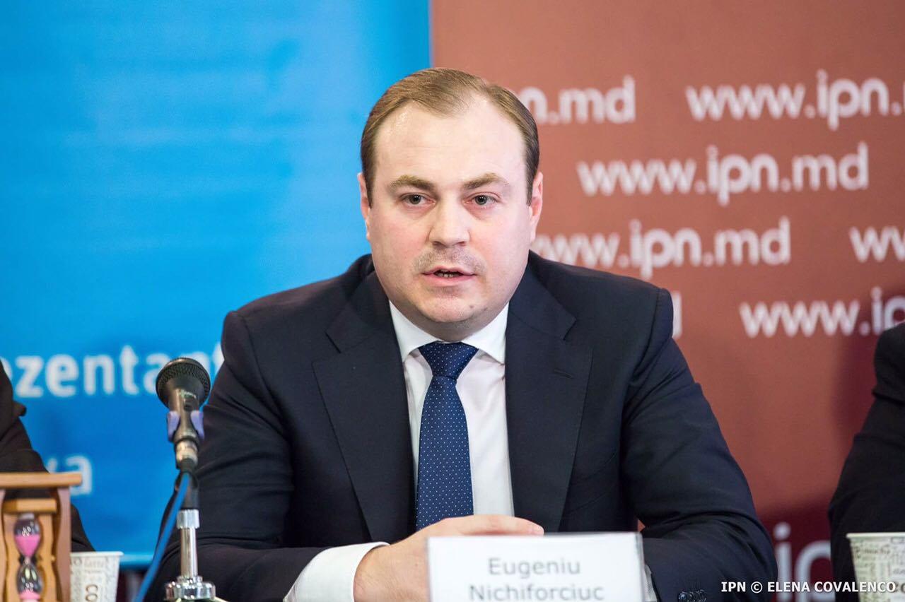 """(INTERVIU) Eugeniu Nichiforciuc: """"Pacea și liniștea politică este ceea ce ne dorim"""""""