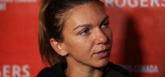 """Simona Halep a dezvăluit cu cine ar vrea să joace la turneul de la Toronto: """"A treia oară sper să fie cu noroc!"""""""