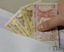 """50 mii lei amendă pentru achitarea salariului """"în plic"""". Fiscul atenționează agenții economici să se conformeze legii"""