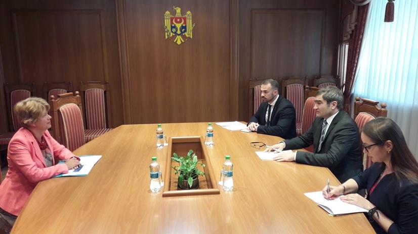 Viceministrul de Externe și Ambasadorul Italiei, despre situația procesului de reglementare a conflictului transnistrean