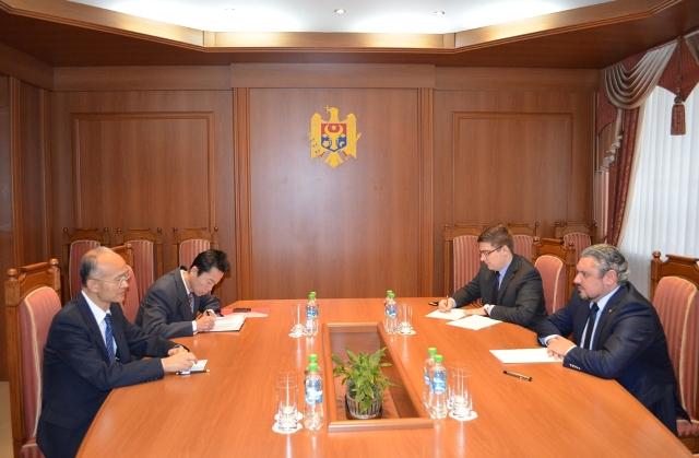 Moldova și China, interesate de impulsionarea contactelor politice la nivel înalt