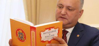 Igor Dodon va participa la summit-ul Șefilor de State CSI