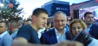 Declarație: Igor Dodon, având Găgăuzia în spate, mizează pe o susținere, în momentul în care va izbucni acest război politic