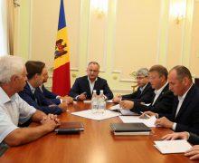 Președintele RM a desfășurat ședința de lucru împreună cu reprezentanții serviciului CSS. Care a fost principalul subiect