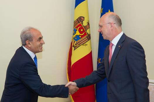 Moldova şi Armenia îşi intensifică cooperarea bilaterală