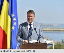 Klaus Iohannis: România e un pilon de stabilitate și furnizor de securitate în regiune