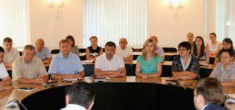 Ministrul Calmîc – la discuție cu colectivul fostului MTIC: Toate angajările vor fi…