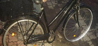 În atenţia bicicliştilor! Poliţia a reţinut un hoţ de biciclete