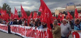 Socialiștii – la nord, centru și sud: Cerem alegeri anticipate