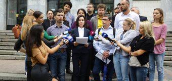 PAS îl acuză pe Vlad Plahotniuc de uzurparea puterii în stat