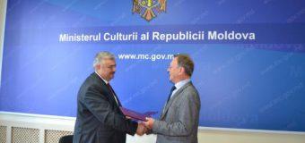 Ministerul Educaţiei, Culturii şi Cercetării al RM a semnat un Memorandum cu Moldova-Institut Leipzig