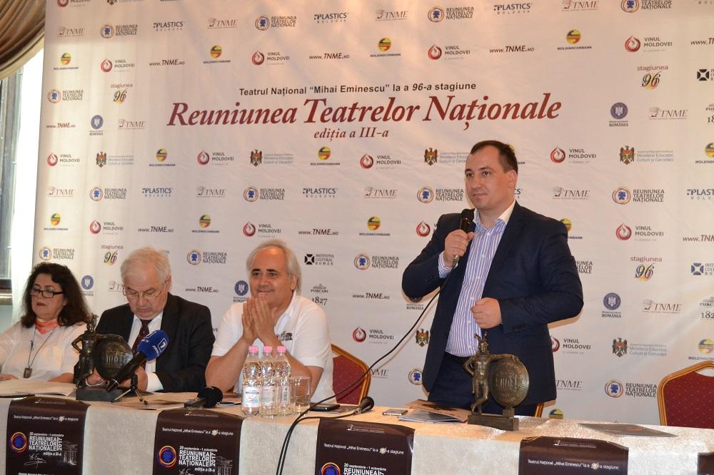 Reuniunea teatrelor naționale revine la Chișinău! Vor fi prezentate 25 de spectacole ale teatrelor din România și R. Moldova