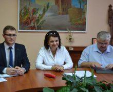 Importanța școlilor profesional-tehnice! Schimb de opinii între Monica Babuc și Directorul Biroului de Cooperare al Elveţiei