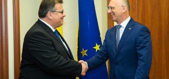 Ministrul lituanian de Externe: RM a fost prima ţară din lume care a recunoscut independenţa Lituaniei