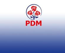 PD: Constatăm o dovadă de laşitate politică din partea PL şi PLDM