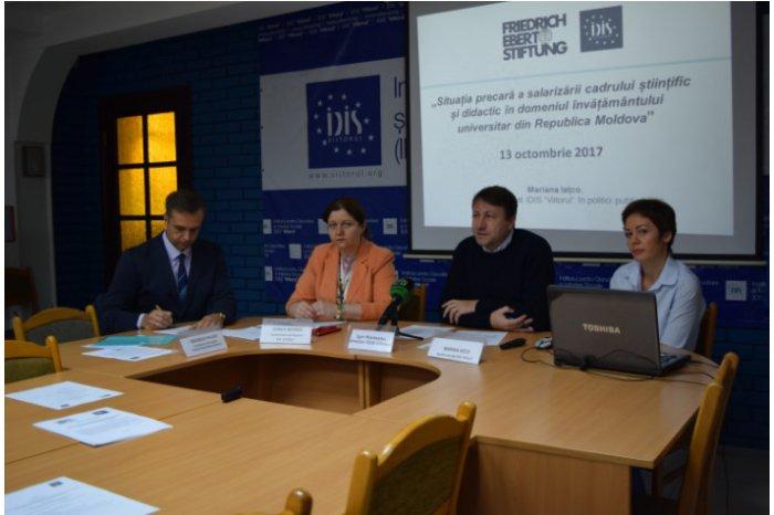 Experții propun reevaluarea politicii de salarizare a cadrelor didactice din domeniul învățământului universitar