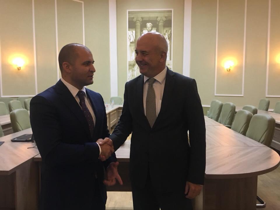 Ministrul Justiției a avut o întrevedere cu Comisarul european pentru Drepturile Omului. Vezi despre ce au discutat