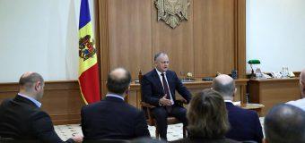 Iată ce a discutat Președintele Dodon cu reprezentanţii societăţii civile din Transnistria!