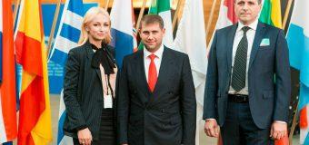 Partidul Șor: Deputații europeni apreciază înalt vizita lui Ilan Şor la Strasbourg
