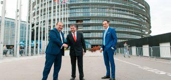 Ilan Șor – la discuții cu vicepreședinți ai grupului PPE în Parlamentul European. Iată ce subiecte au fost abordate! (foto)