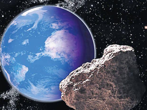 Un asteroid de mărimea unei case va trece foarte aproape de Pământ