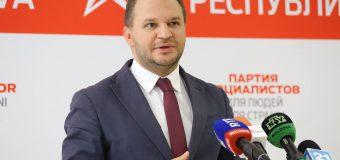 PSRM: A boicota referendumul în Chișinău înseamnă a fi complice la tot ceea ce a comis Dorin Chirtoacă
