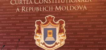 Ministrul Justiției s-a adresat Curții Constituționale