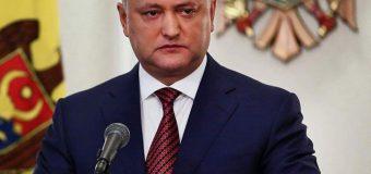 Președintele RM: Societatea moldovenească este una divizată pe criterii geopolitice, istorice și etnolingvistice