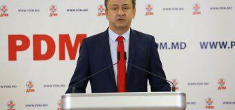 PDM convoacă Biroul Politic și Consiliul Politic Național