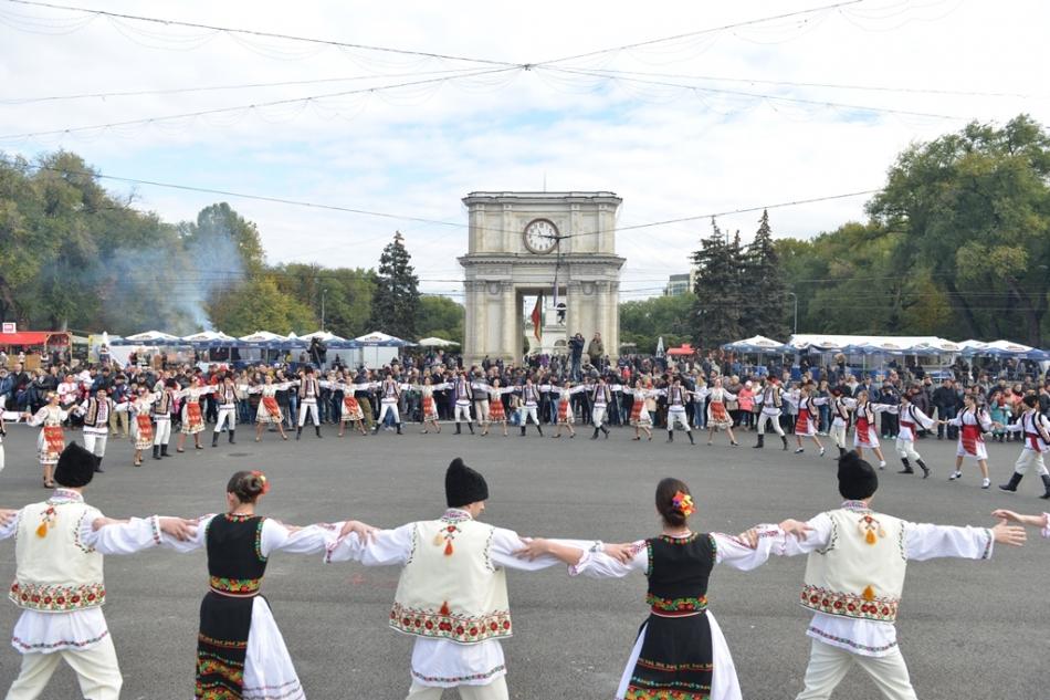 Delegații străine din 5 ţări la Hramul Chișinăului. Iată și alte detalii