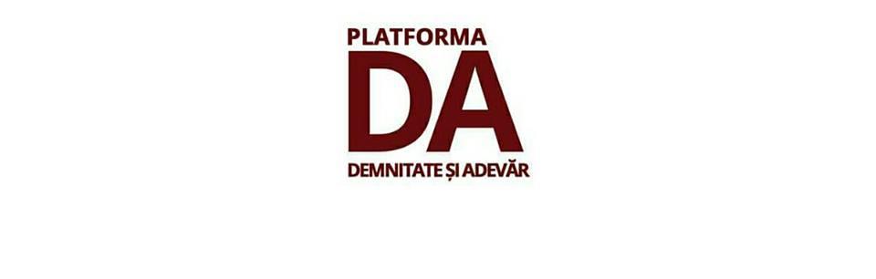 """Platforma DA: """"Demisia și sancționarea câtorva persoane nu înseamnă nimic altceva decât o spălare pe mâini"""""""